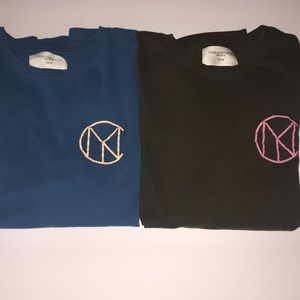 Two Long Sleeve Shirts